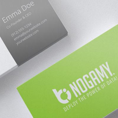 Nogamy | Branding